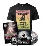 Pre-Order: One Bad M.F. Live!! CD + 2xLP Bundle
