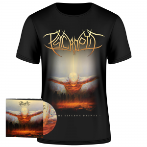 As the Kingdom Drowns CD + Tee Bundle