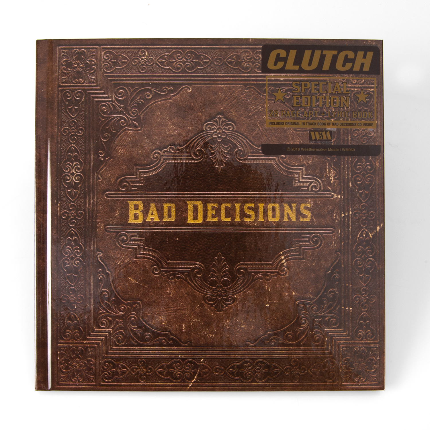 Book Of Bad Decisions (Book/CD)