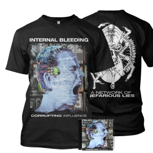 Corrupting Influence CD + Tee Bundle