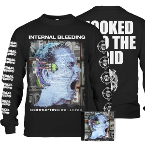 Corrupting Influence CD + Longsleeve Bundle