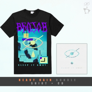 Sleep It Away CD + Sleep It Away T-Shirt Bundle
