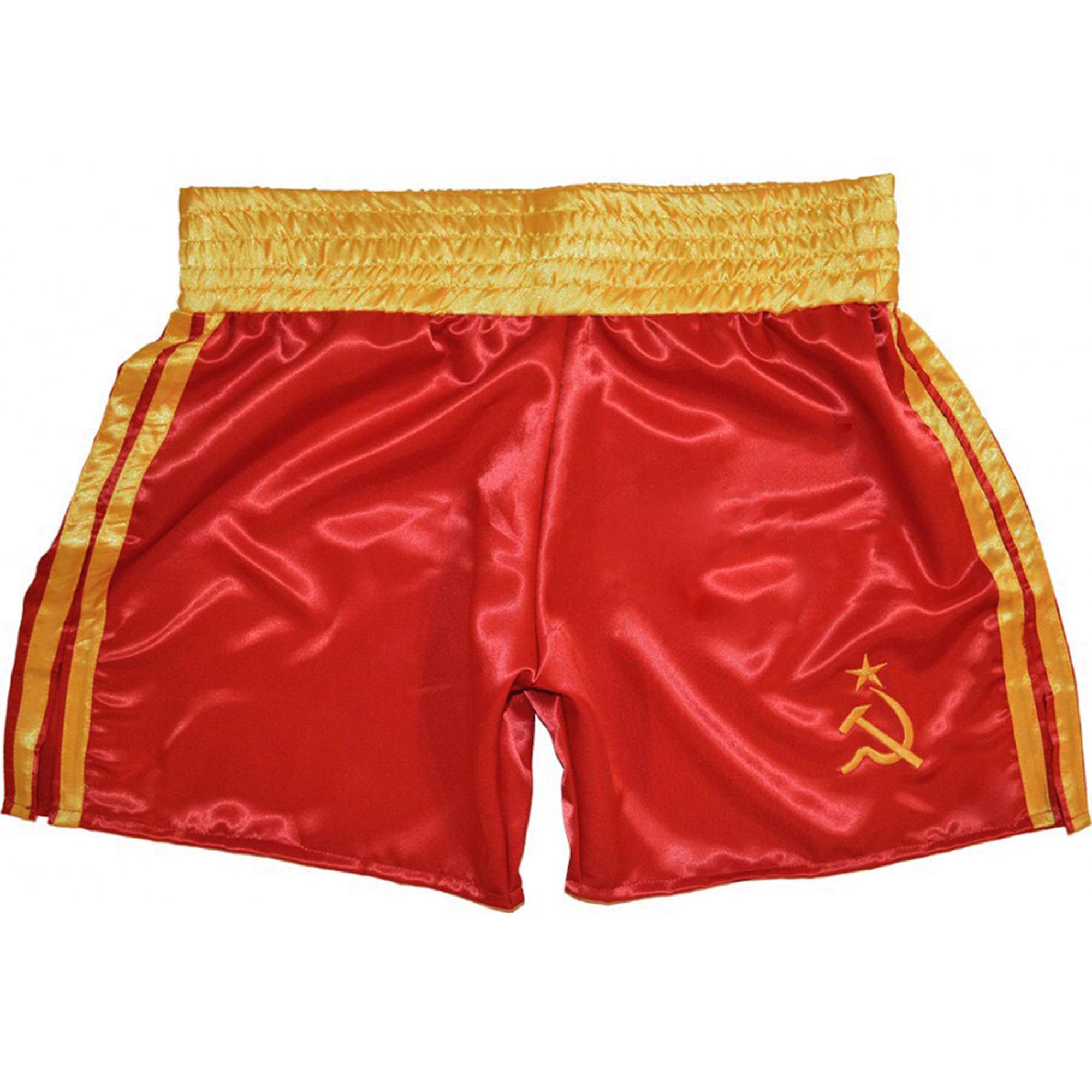 Ivan Drago Rocky IV Boxing Trunks