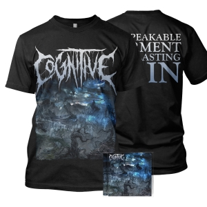 Pre-Order: Matricide Tee + CD Bundle
