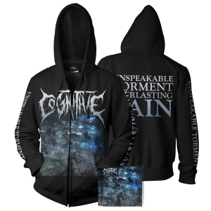 Pre-Order: Matricide Hoody + CD Bundle