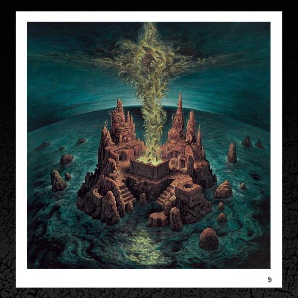 Burial Invocation. Album cover