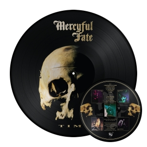 Pre-Order: Time (Picture Disc)