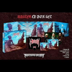 Vindictive Miscreant CD Box Set (Death Metal)