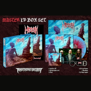 Vindictive Miscreant LP Box Set (Death Metal)