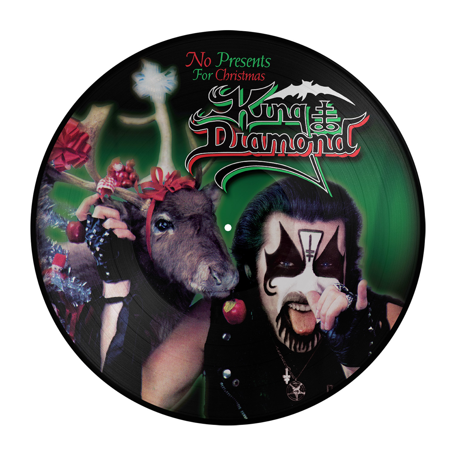 No Presents for Christmas (Picture Disc)