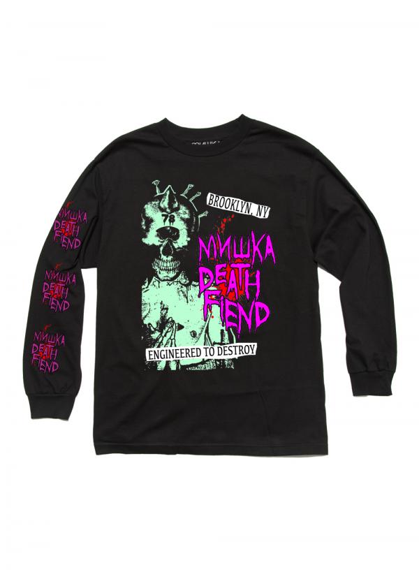 Mishka Death Fiend L/S