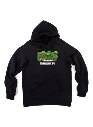 Lamour Reptilian Pullover