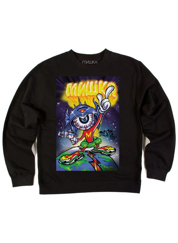 Lamour Mishka The Martian Crewneck