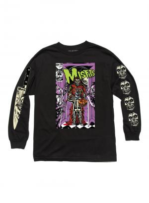 Mishka x Misfits Halloween Tee L/S