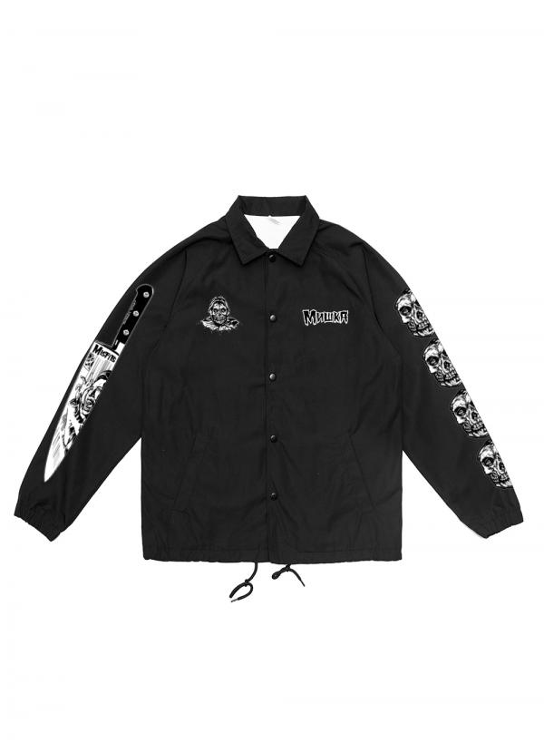 Mishka x Misfits Halloween Coaches Jacket