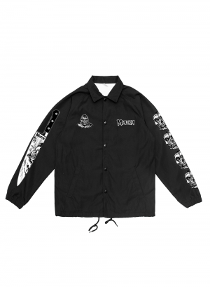 Mishka x Misfits Halloween Coaches Jacket