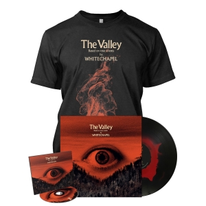 Pre-Order: The Valley - Deluxe CD Haze Bundle - Brimstone