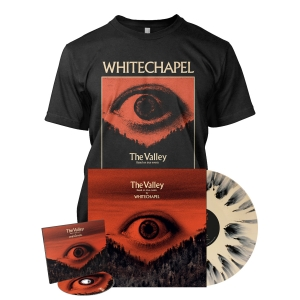 Pre-Order: The Valley - Deluxe CD Splatter Bundle - Valley