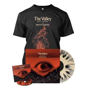 The Valley - Deluxe CD Splatter Bundle - Brimstone