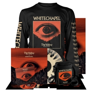The Valley - Deluxe Box Splatter Bundle - Longsleeve