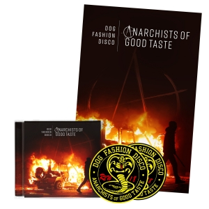 Pre-Order: CD/Patch/Sticker/Poster Bundle