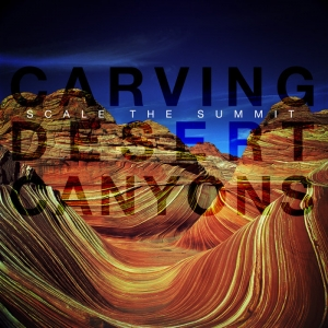 Carving Desert Canyons - Test Pressing