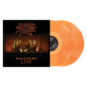Pre-Order: Songs for the Dead Live (Pale Orange)