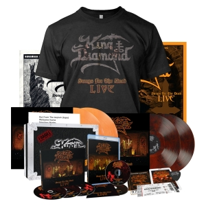 Pre-Order: Songs for the Dead Live - Import Collectors Bundle