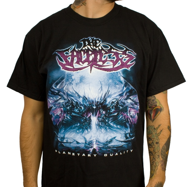 The Faceless Planetary Duality T-Shirts