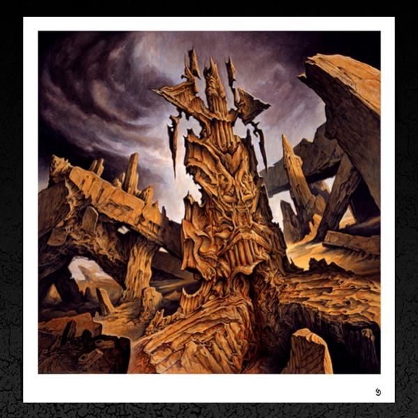 Warbringer. Album Cover