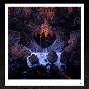 Entombed. Album Cover