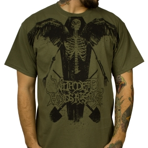 Final Coffin Shirt - Forest Green
