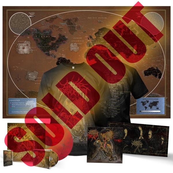 Death Atlas Limited Signed Collector's Bundle