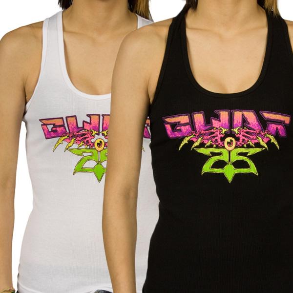 """Gwar """"Logo"""" Girls Tank Top - IndieMerchstore"""