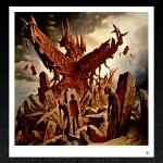 Landmine Marathon. Album Cover