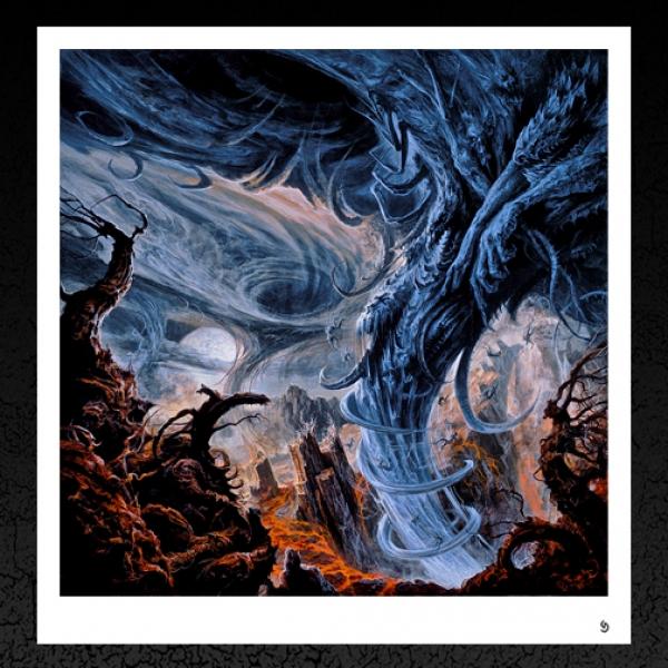 Decrepit Birth. Album Cover