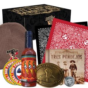 Pre-Order: Tres Pendejos Bandito Box