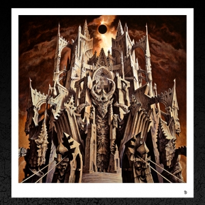Demon Hunter. Album Cover