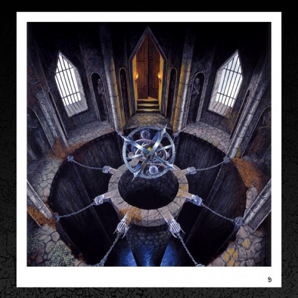 Pestilence. Album Cover