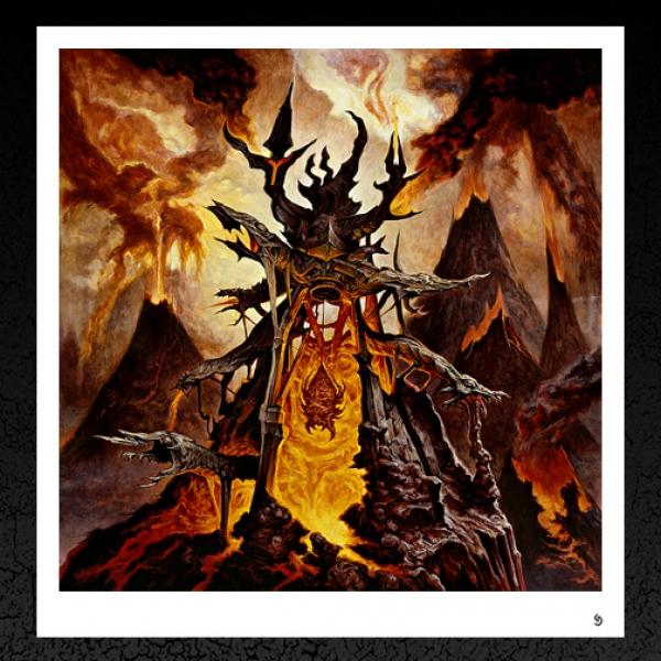 Thorium. Album cover