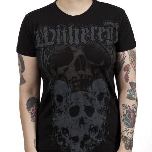 Pile Of Skulls T-shirt