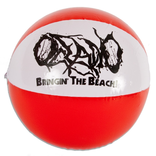 Logo Beach Ball