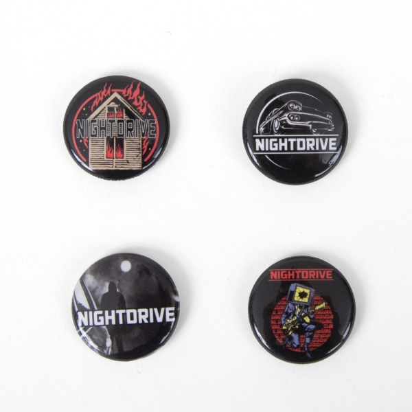 Four Button Pack