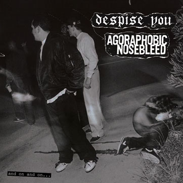 Split with Despise You/And On And On. . .