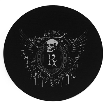 Deathshield Felt Slipmat