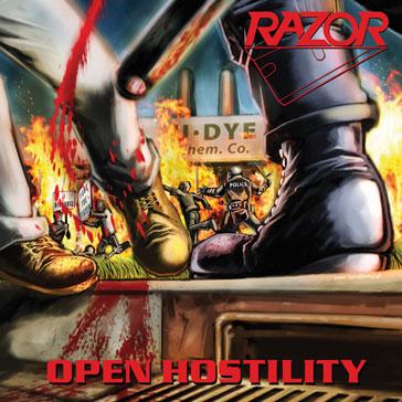 Open Hostility Reissue
