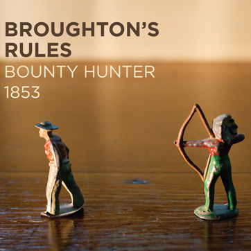 Bounty Hunter 1853 (2LP)