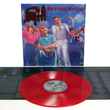Spiritual Healing Reissue *Red* LTD to 300 M/O Exclusive