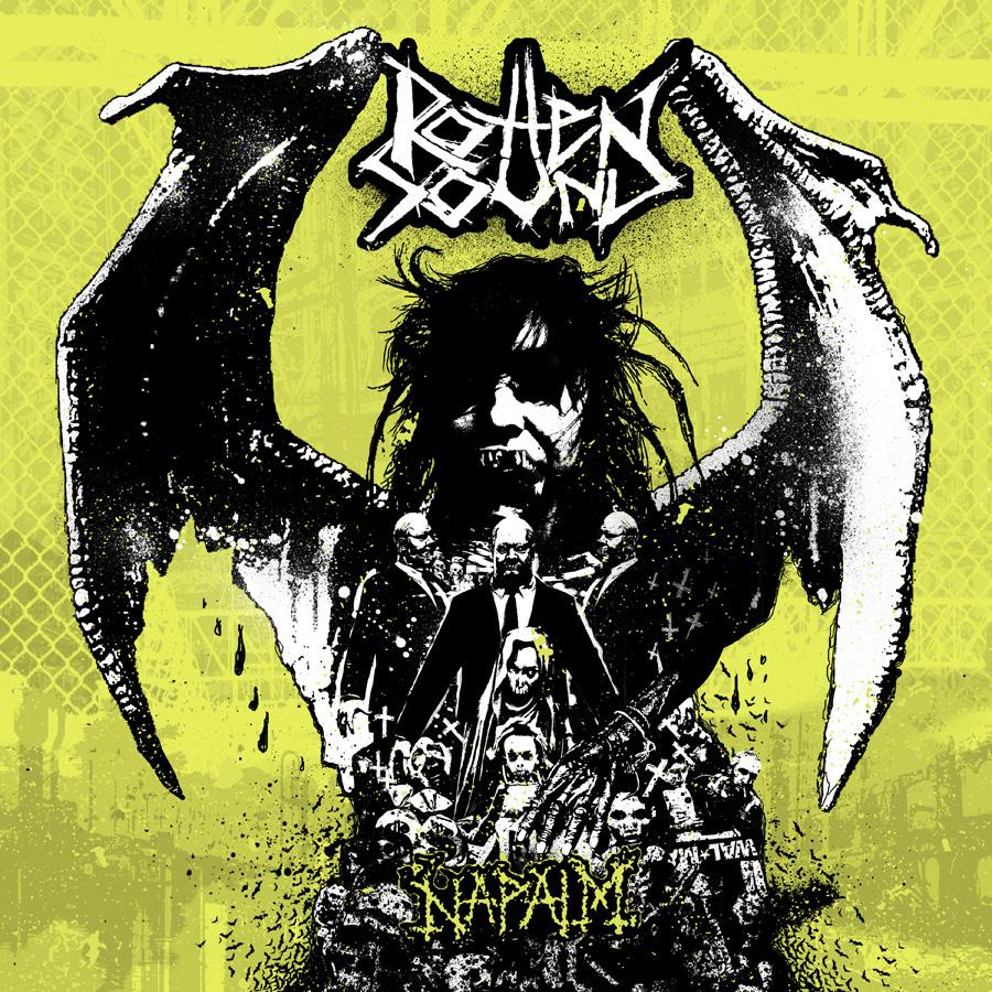 Napalm (LP/DVD)