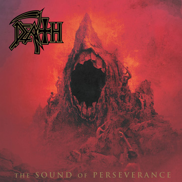 The Sound Of Perseverance Reissue